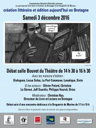 identités plurielles édition en Bretagne déc 2016