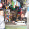 La boutique de Mustapha à Tawrirt (Haut Atlas, Maroc)