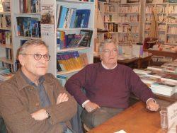 rony brauman rene backmann dedicace librairie