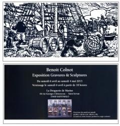 Affiche Benoît Colnot