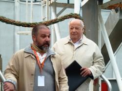 Nicolas Deleau Prix Cie des Pêches 2013