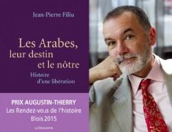 Les Arabes JPF Couv et prix